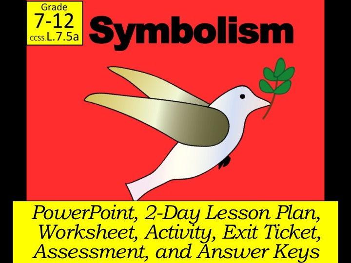 Symbolism in Literature / Literary Symbolism