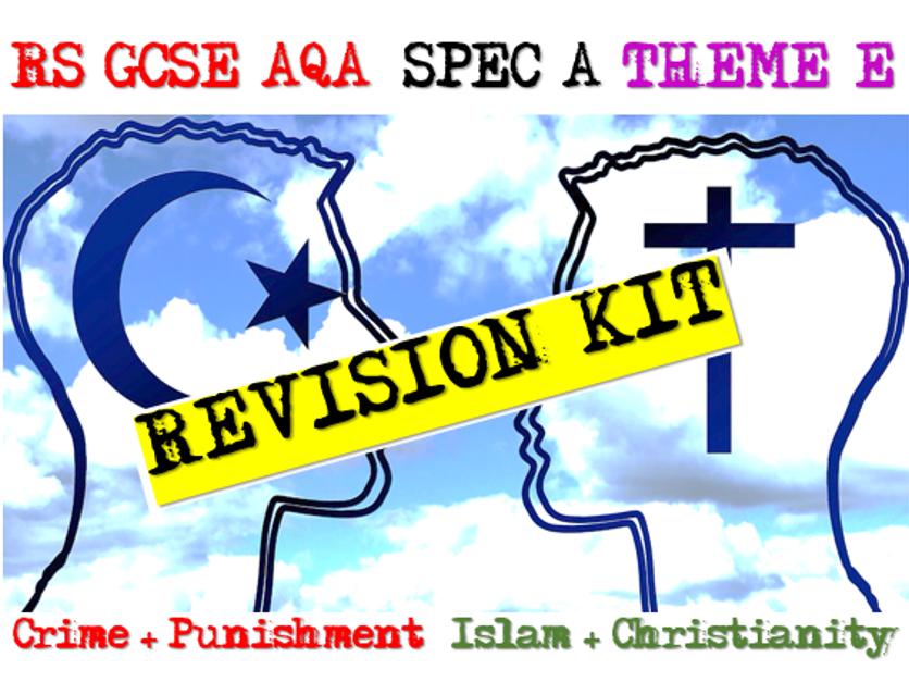 RS Exam Practice 9-1 Crime and Punishment AQA Theme E