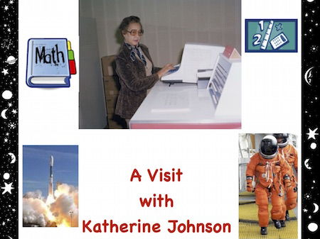 "Katherine Johnson: Scientist(The ""Computer Who Wore Skirts"")Biographical Play"