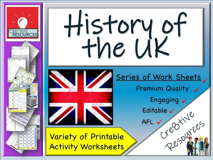 History UK Britain - Act of Union