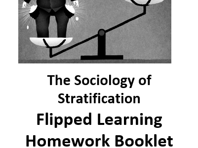 GCSE Sociology Social Stratification Homelearning Booklet