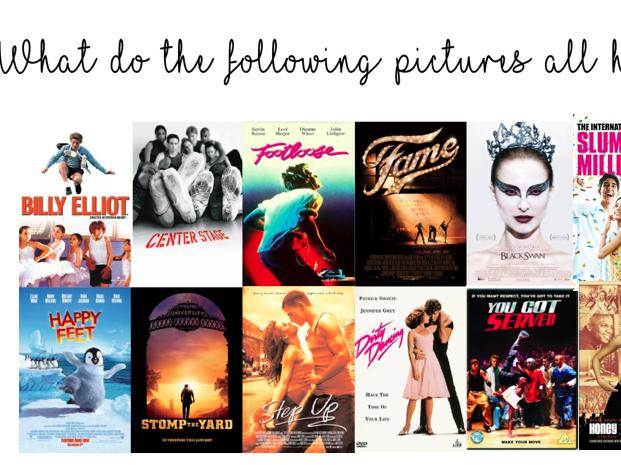 Y8 Dance Films