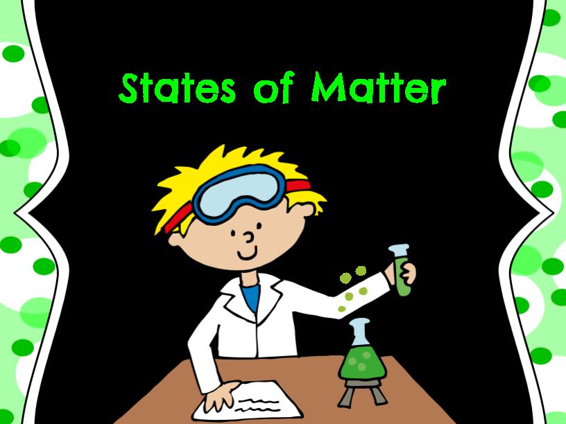 States of Matter - Full Lessons