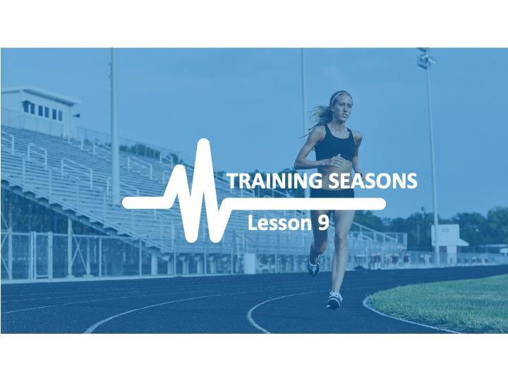AQA GCSE PE Physical Training - Lesson 9  Training Seasons