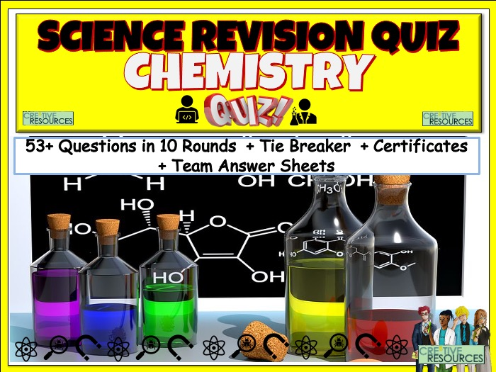 GCSE Chemistry Revision