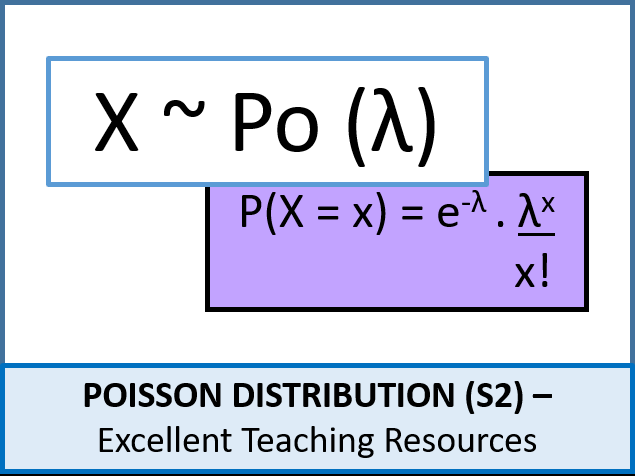 Statistics: (S2) Poisson Distribution (+ questions)