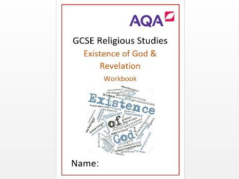 AQA: Religious Studies: Existence of God and Revelation Workbook