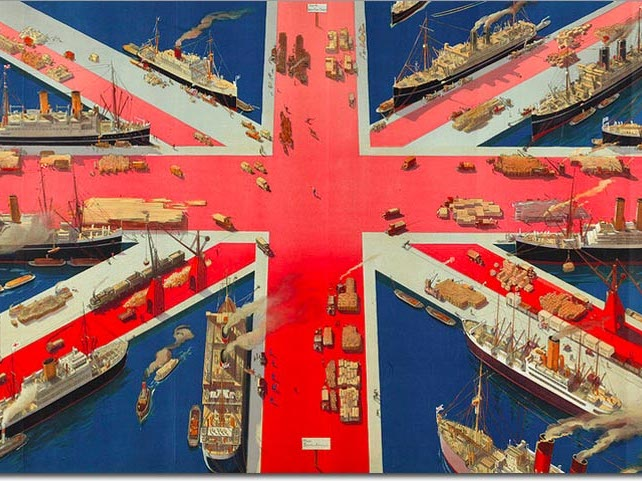 The British Isles and British Megalomania