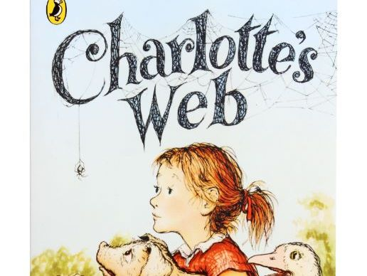 Charlotte's Web by EB White - Whole Class Read + Independent Questions