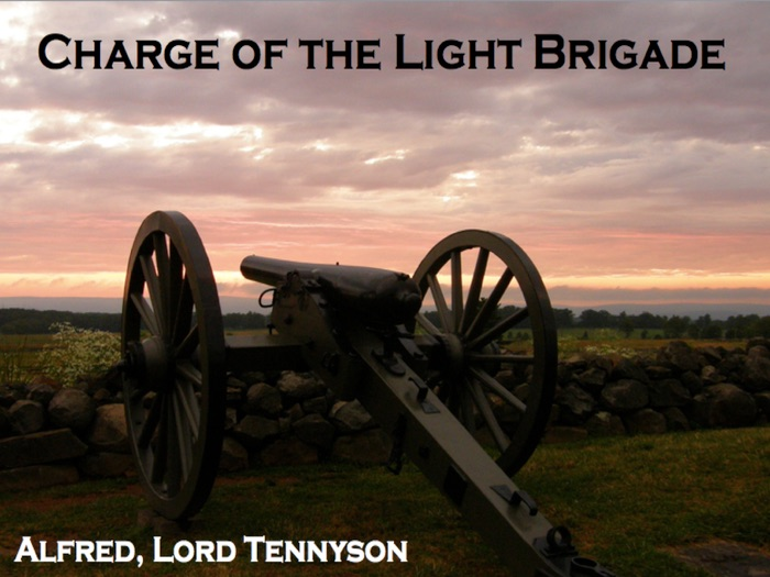 Charge of the Light Brigade - Power & Conflict- AQA Literature Poetry New Spec 2017