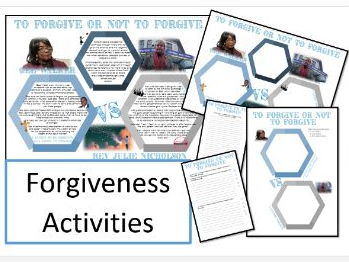 GCSE Religious Studies: Forgiveness: Case Studies of Gee Walker and Rev. Julie Nicholson