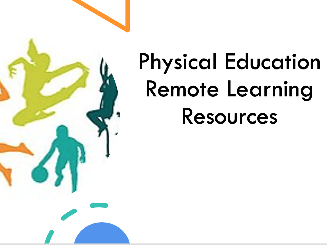 PE Remote Learning Fitness Challenge Resources