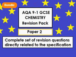 NEW (9-1) AQA GCSE CHEMISTRY TOPIC 7 PPT