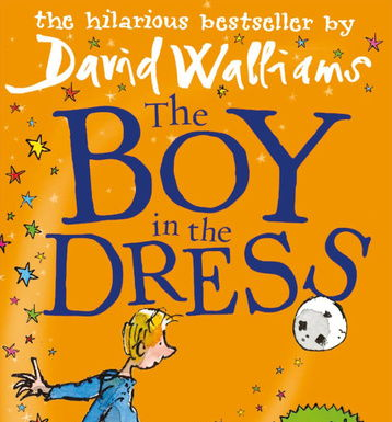 The Boy in the Dress by David Walliams - workbook