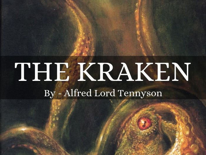 The Kraken Poem