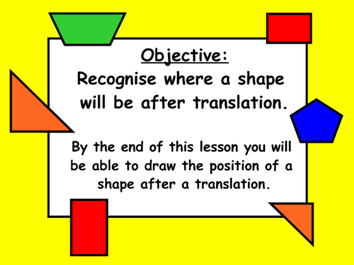 Shape - Translation