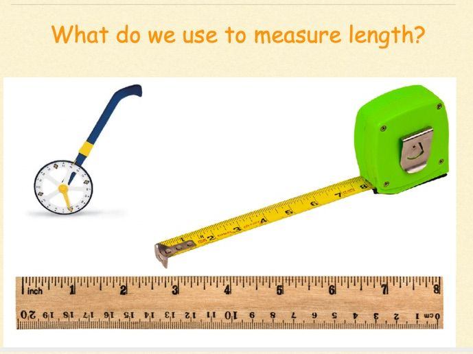 Measuring Length Powerpoint