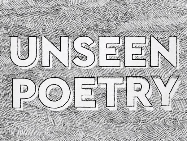 Approaching Unseen Poetry