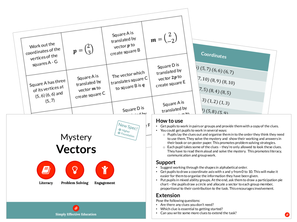 Vectors (Mystery)