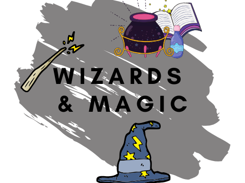 Wizards and Magic - Escape Room Pack