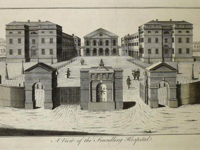 Thomas Coram and the Growth of Hospitals in Early Modern Britain