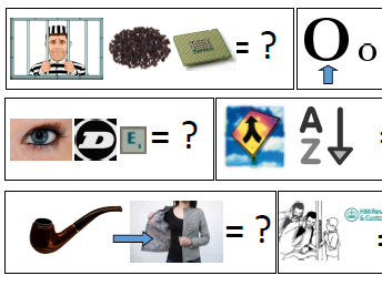 A Level Computer Science Dingbats - Double sided PDF (Twelve Dingbats)