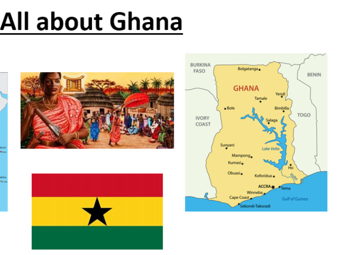 All about Ghana