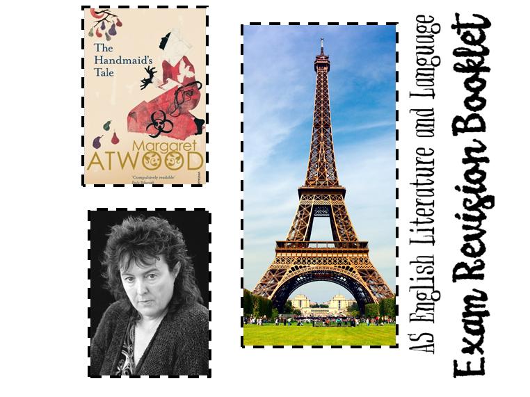 AQA English Language and Literature AS Revision Book (The Handmaid's Tale / Carol Ann Duffy / Paris)