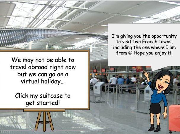 Virtual Trip to France