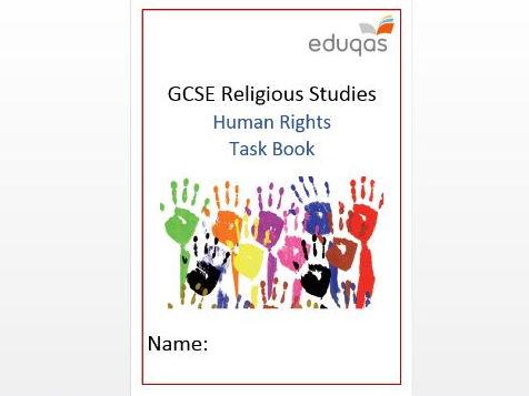 WJEC Eduqas Human Rights Task Book Revision / Student Book