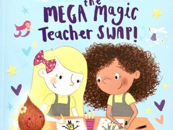 The Mega Magic Teacher Swap Lesson Outlines