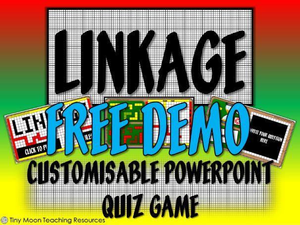 Linkage / September PowerPoint Quiz Game DEMO