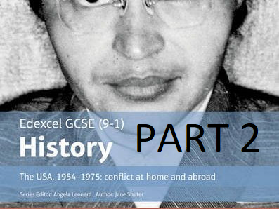 'Conflict at Home and Abroad' Paper 3 Edexcel GCSE - PART 2