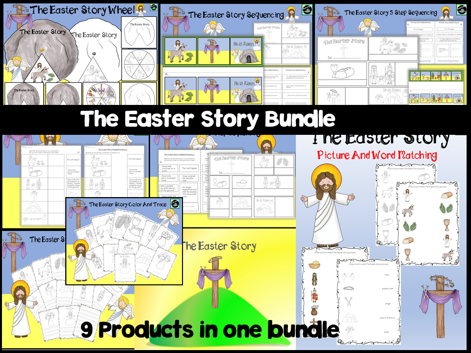 The Easter Story Bundle
