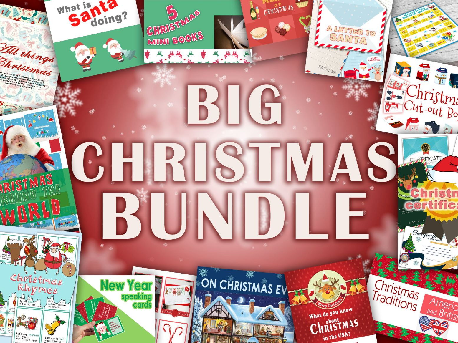 BIG CHRISTMAS  Bundle