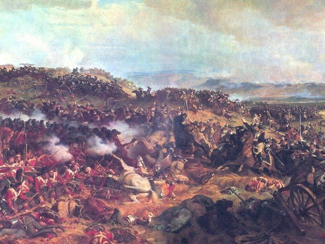 The Field of Waterloo by Thomas Hardy Poetry Analysis