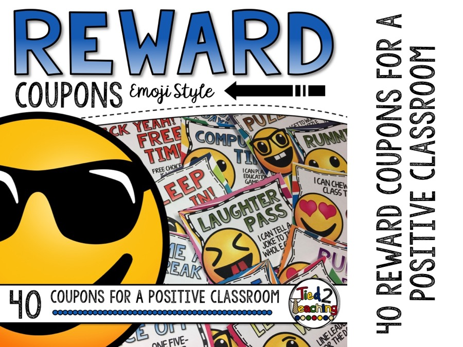 Reward Coupons - Emojis