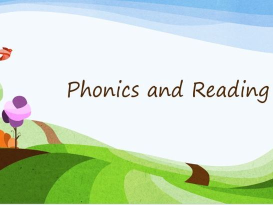 The importance of phonics and reading workshop