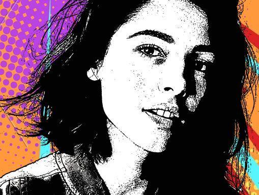 Photoshop Pop Art Portrait Guide