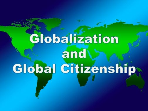 Globalization and Global Citizenship, collaborative research project unit bundle