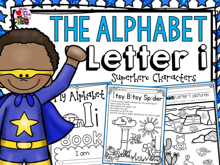 PHONICS: THE ALPHABET: LETTER /i/