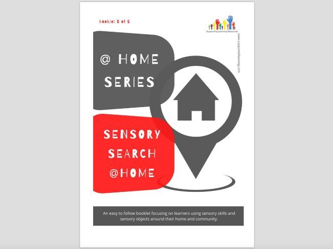 NEW @Home series - 5 SENSORY @ Home (#5 of 5)