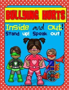 Anti-Bullying Poster FREE