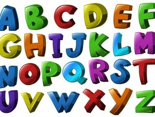Dictionary & Alphabet Bundle