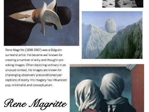 Surreal Magritte Surrealism Research