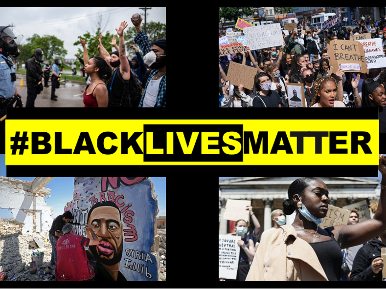 Will the recent anti-racism protests lead to change in the US? (KS2)