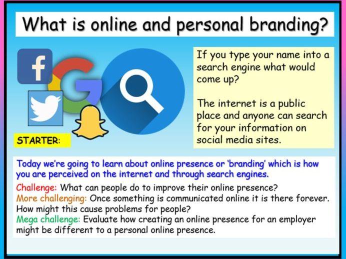 Personal Branding - Careers