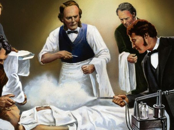 Antiseptic Surgery, Aseptic Surgery and the Genius of Joseph Lister
