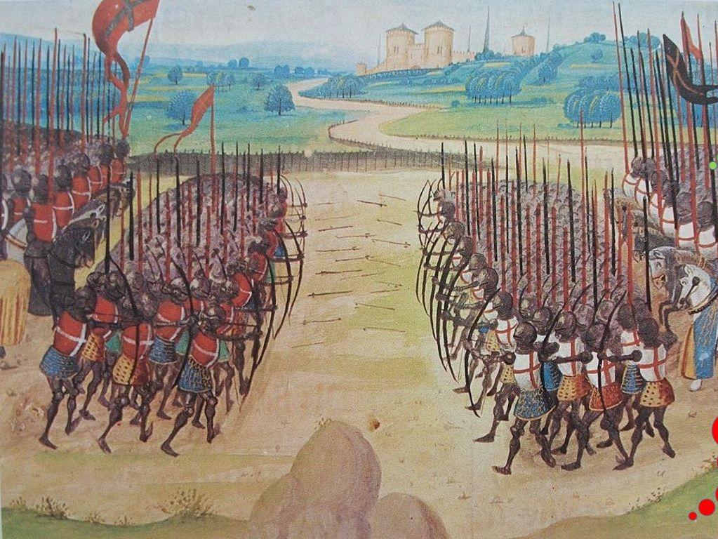 Development of Medieval Warfare