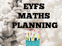 EYFS Maths Planning - Number recognition